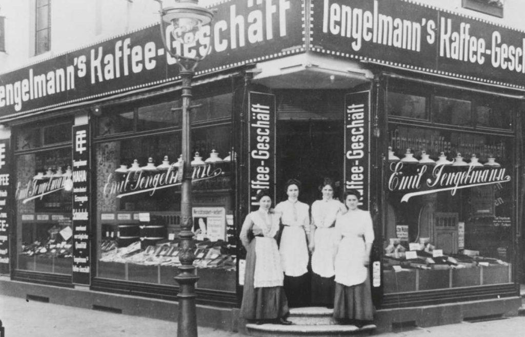 Tengelman's Kaffee Geschäft